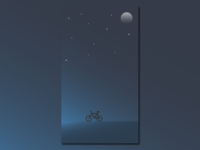 Midnight+bicycle