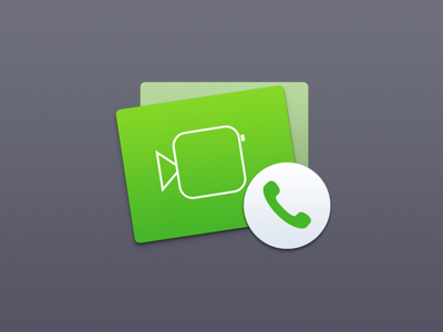 Facetime icon flat video flat facetime flat yosemite el capitan os x