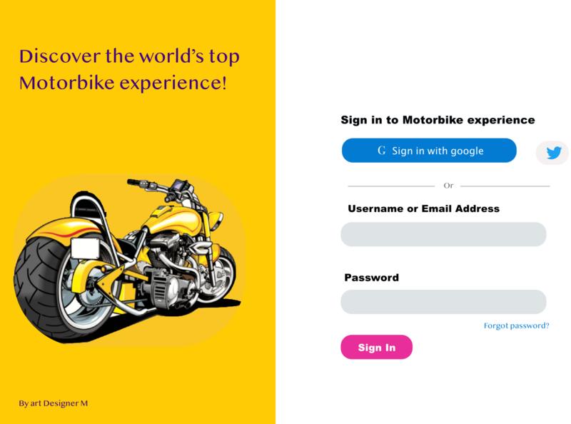 Sign Up icon app branding design ui