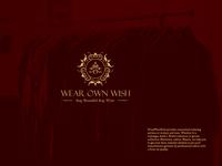 WOW -Wear Own Wish Logo