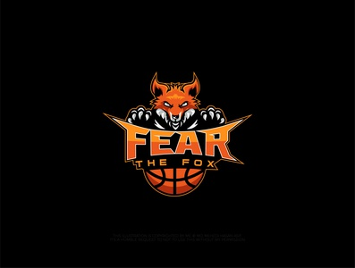 Fear the Fox Sports Logo