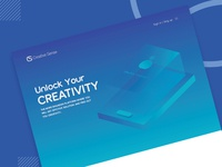 Creative Sense Web Template