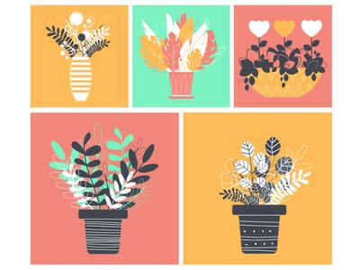 Five Pots