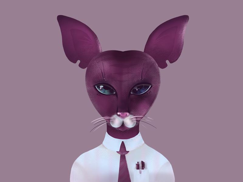 Morning animal sketch digital art procreate drawing illustration digital
