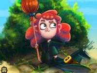 little witcher