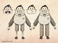 character design...