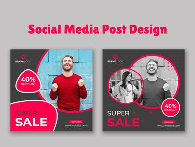 Sala banner for social media