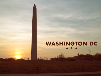 Washington DC washington futura state home