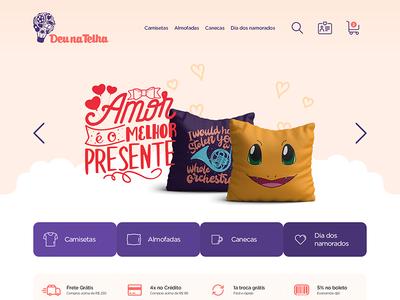 Deu Na Telha - E-commerce