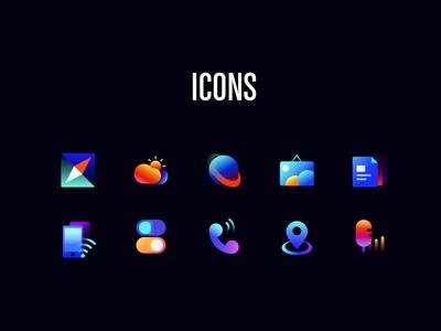 ICON app icon ui design