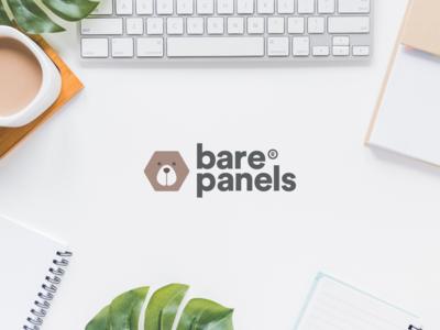 Bare Panel Logo Concept