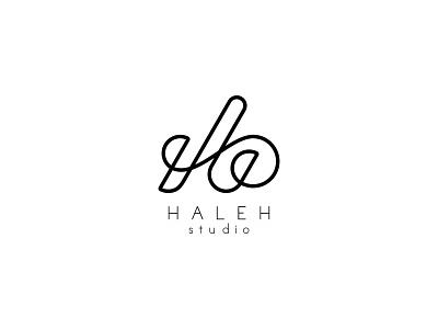 HALEH Studio graphic design arabic typography logo design logotype typography persian arabic