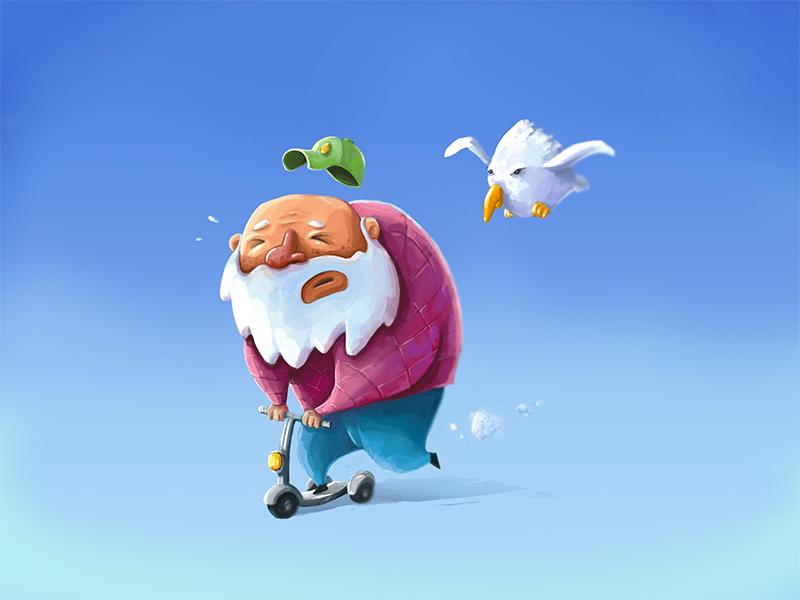 Old man 01 10 2014