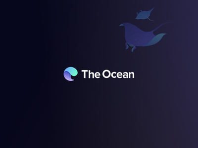 The Ocean ocean dee ux ui dashboard crypto zrx 0x etc ethereum defi trading the ocean