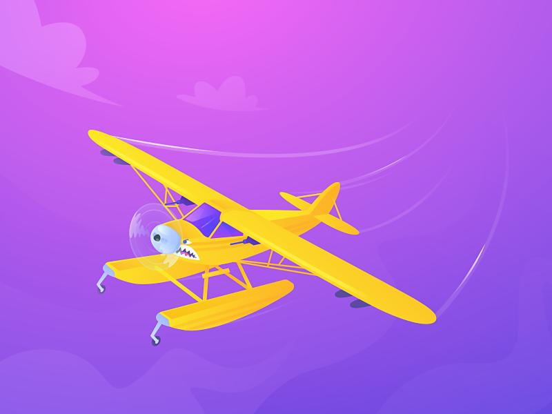 Far Cry 5 Airplane david wehmeyer war vector combat flight plane airplane far cry far cry 5
