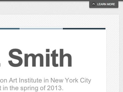 Resume Site Header tab ui navigation header texture website web site