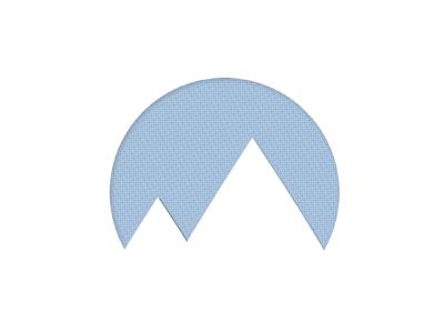 Simple Theme Logo logo logo design brand symbol identity texture mountain