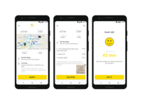 B2B App for Receiving Orders