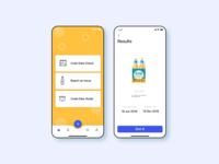 App for testing a beer