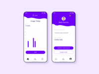 An App for Quitting Smoking / Day Mode