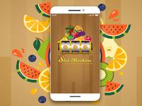 Game app - Slot Machine