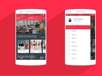 Trainer Cue - online training app