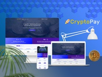 cryptoPay-Bitcoin website