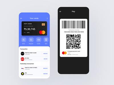Mobile bank - App Design sakthi sakthi tm sakthi ™ finance app banking app bank app mobile banking app mobile bank