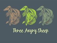 Three Angry Sheep