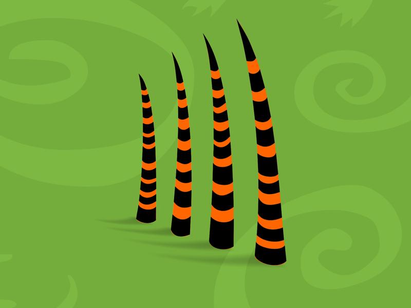 Peligrosa 4 logo illustration vector