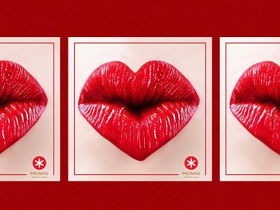 valentine | Social media design aeshtetic cosmetic socialmedia valentine greeting valentine design