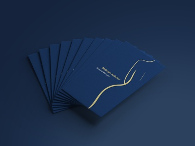 Business Card Design cosmetic branding design surgeryday center design