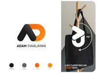Adam's Logotype