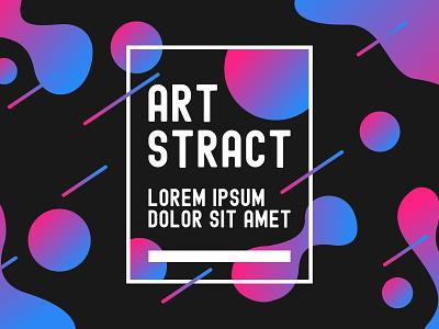 Liquid Abstract Black Background line abstract liquid app web ux ui vector illustration design gradient branding