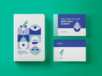 Merchant Summit Branding