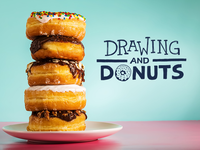 Drawing And Donuts