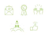 Success Icons