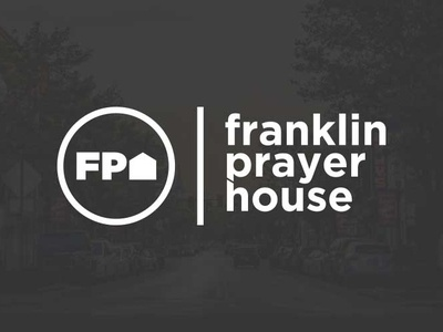 Franklin Prayer House Logo house circle logo logodesign franklin ihop tennessee nashville worship christian prayer prayer house house of prayer logo