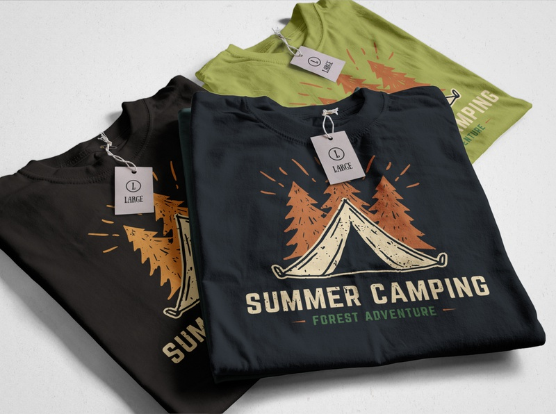 A vintage illustration for camping adventures. camping logo camping illustration design illustration art illustration tshirt design tshirtdesign tshirt art tshirts tshirt