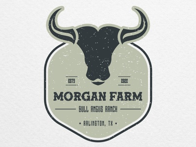 Logo concept design for Morgan Ranch and Farm. camping graphic design brand identity logo design branding branding concept branding agency branding graphicdesigner logodesigner brand designer graphic designer logo designer farming farmers farm logo farm ranch logo ranch