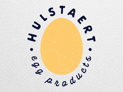 Hulstaert - Egg products design illustration branddesigner logo designer brand identity branding graphicdesigner graphic design logodesigner egg logo eggs egg