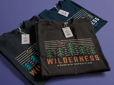 Wilderness. An illustration for adventures. outdoor adventure logo adventure merchandise design merch design merchandise illustration design illustrations illustration graphicdesigner graphic design graphicdesign teesdesign teespring tees teeshirt tshirt design tshirtdesign tshirt art tshirt
