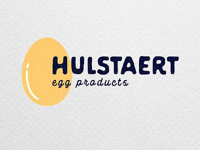 Hulstaert - Egg products logo design proposal brandingdesigner brandingagency logos logodesigner graphicdesigner adventurelogo adventureillustration adventure foodlogo food eggfactory egglogo egg