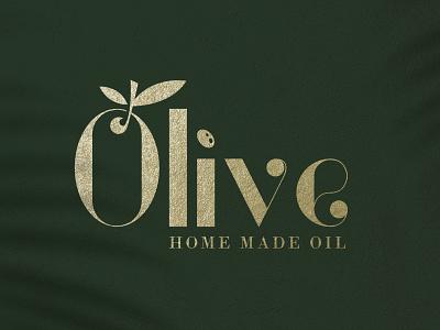 Olive typography concept logo design businesscards branding logoideas logomaker logodesigner treeslogo trees tree designer corporateidentity brandidentity branddesign oliveoillogo typographylogo typowork typography olivelogo oliveoil olive