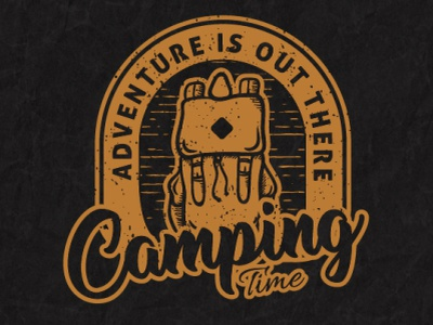Camping time logodesign logotype logos logo tshirtdesigner tshirtdesign tshirt teeshirt tees outdoorbadge outdoorlogo outdoors outdoor adventuretime adventurelogo adventures adventure campinglogo campingtime camping