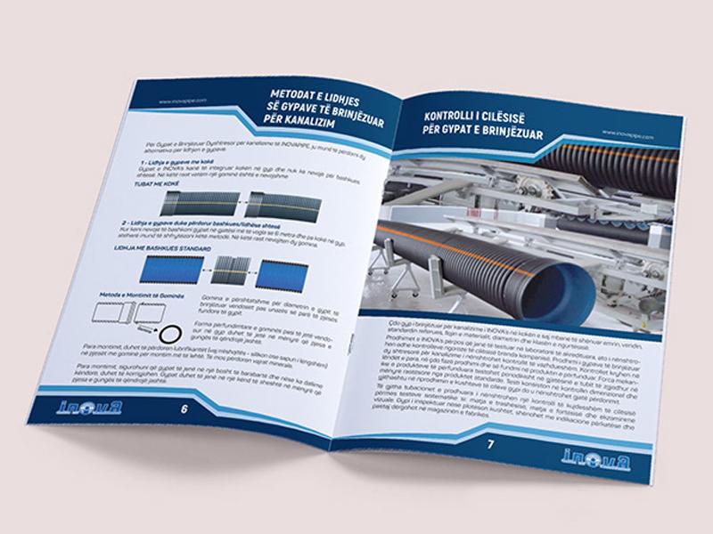 Inova Catalogue
