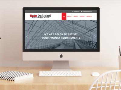 Website for Bato DeAlbani