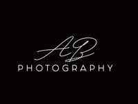 AB Photography Logo Design