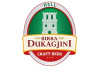 Dukagjini Beer - Logo & Label Design