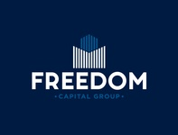 "Logo proposal design for ""Freedom Capital Group"" Realty"